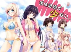 Manga boku wa tomodachi ga sukunai