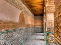 Constructions and architecture Maroc - Medersa