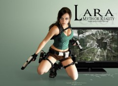 Jeux Vidéo Lara CROFT