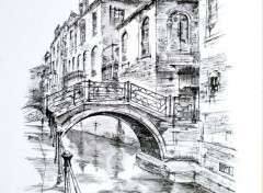 Art - Pencil Pont des