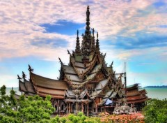 Trips : Asia Sanctuary of Truth