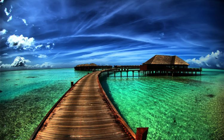 Wallpapers Nature Paradisiac Islands Wallpaper N°301254