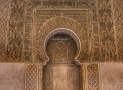 Constructions and architecture Mihrab