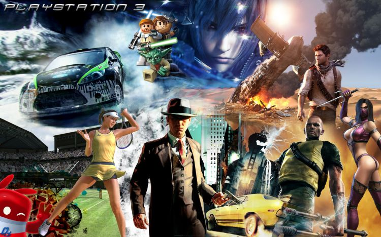 Wallpapers Video Games Playstation 3 Game Play 2011 Suite ...
