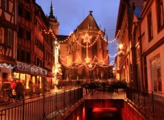 Constructions and architecture Colmar