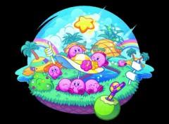 Jeux Vidéo Kirby Mass Attack