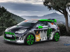 Voitures Citroen DS Ken Block