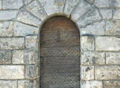 Constructions et architecture vieille porte