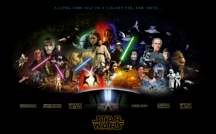 Fonds d'écran Cinéma Star Wars Wallpaper N°305146