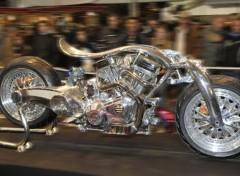 Motos La moto de batman