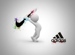 Brands - Advertising Adidas VS Nike