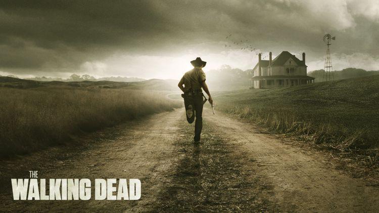 fond d'ecran walking dead