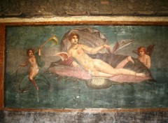 Art - Painting Pompei,