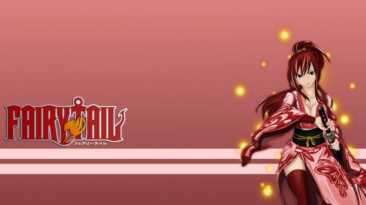Wallpapers Manga Fairy Tail Erza Scarlet Fairy Tail
