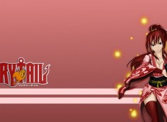 Manga Erza Scarlet Fairy Tail