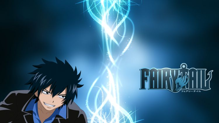 Fonds d'écran Manga Fairy Tail Grey Fullbuster