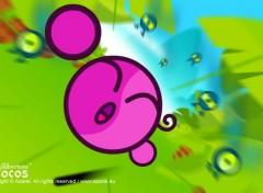 Digital Art  Course poursuite - Mocos Adventures chapt 01