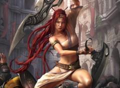 Video Games Heavenly Sword