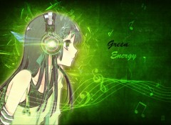 Manga Green energy