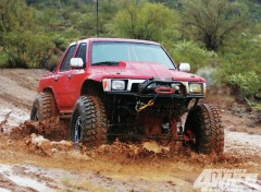 Wallpapers Cars Toyota 4Runner (1990)