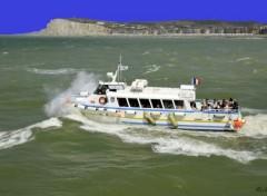 Boats Bateau au Tréport (62)