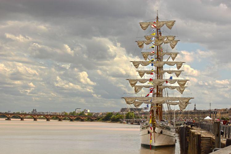 Wallpapers Boats Sailboats le cuauhtémoc