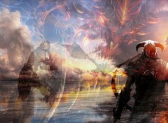 Video Games Dragonborn