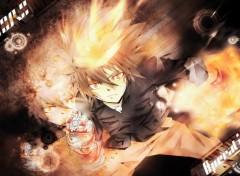 Manga REBORN! Tsuna operation X