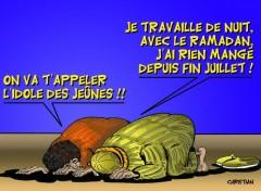 Humour RAMADAN : Le jeûne ... Dur ! dur !....