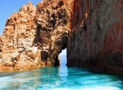 Voyages : Europe Scandola, Girolata, Golfe de Porto, Calanches de Piana : Corse