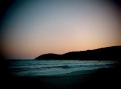 Voyages : Europe plage des calanches de Pianna, Corse