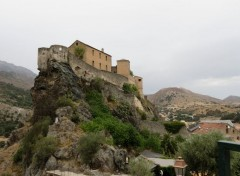 Voyages : Europe Corte, Corse