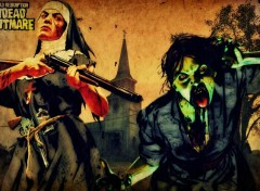 Video Games Undead Nightmare.