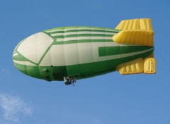Planes Ballon dirigeable