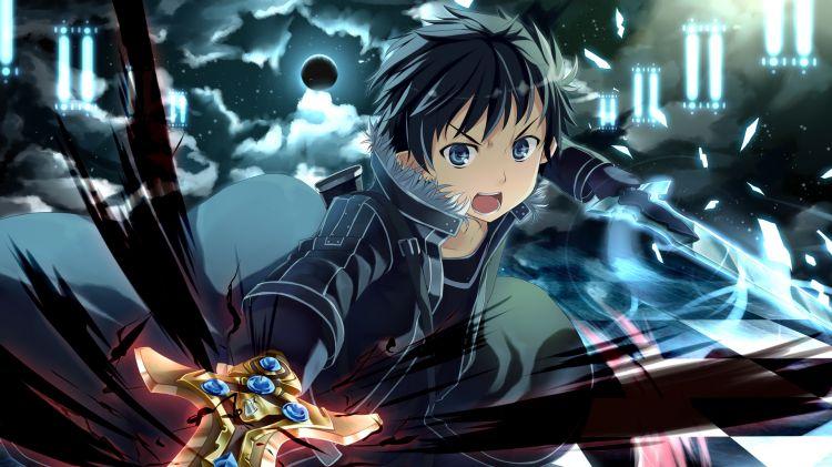 Fonds d'écran Manga Sword Art Online Wallpaper N°312954