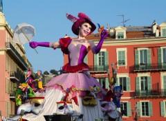 Hommes - Evênements Reine du Carnaval de nice 2009