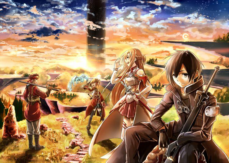 Fonds d'écran Manga Sword Art Online Wallpaper N°313201