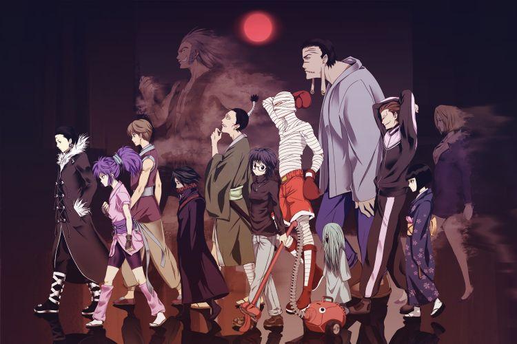 Fonds d'écran Manga Hunter x Hunter Wallpaper N°313408
