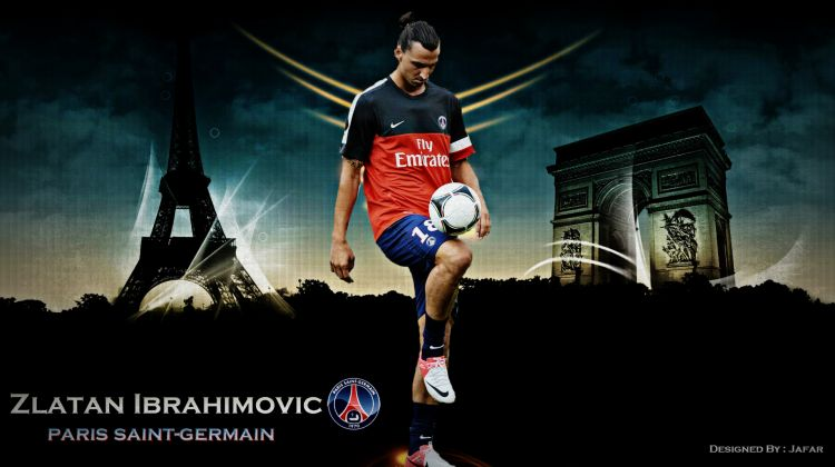 Wallpapers Sports - Leisures PSG Paris Saint Germain Wallpaper N°313743