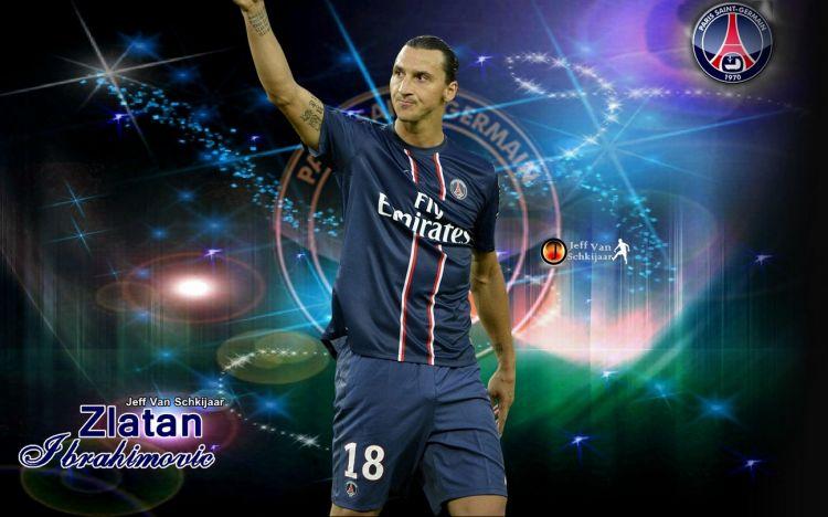 Fonds d'écran Sports - Loisirs PSG Paris Saint Germain Wallpaper N°313744