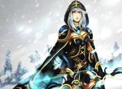 Video Games Ashe the Frost Archer