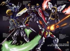 Manga Gundam Wing