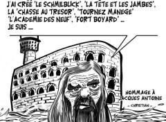 Humor Hommage à Jacques ANTOINE