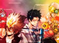 Manga REBORN! Vongola gear
