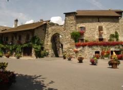 Constructions et architecture Village Médiéval  Yvoire