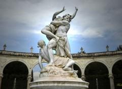 Constructions and architecture Dans les jardins du Château de Versailles