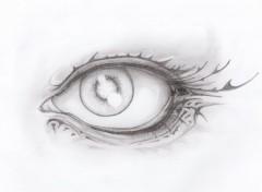 Art - Crayon Oeil :D