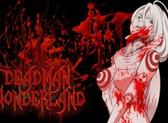 Manga Deadman Wonderland - Shiro