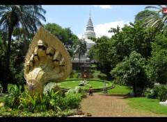 Voyages : Asie Wat Phnom