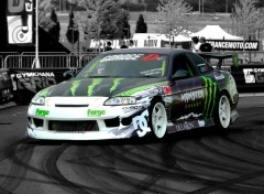 Cars Toyota Soarer, Version Drift